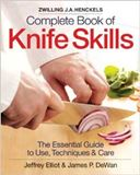 The Zwilling J. A. Henckels Complete Book of Knife Skills
