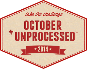 Make every month October Unprocessed