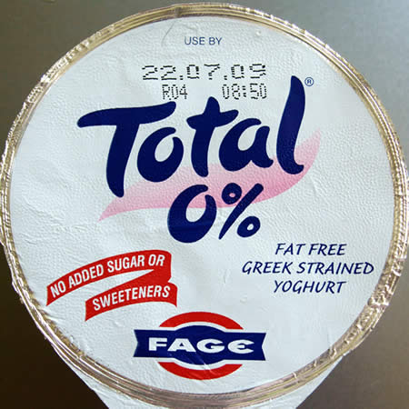 Greek Yogurt instead of Mayo