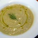 Fennel, Leek, and Zucchini Soup