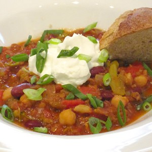 Healthy Veggie Chili