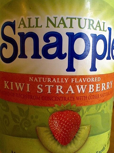All-Natural Snapple