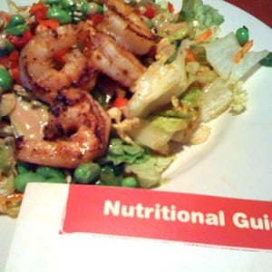 Guiltless Grill Asian Salad
