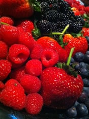 Incredible Berries at IFBC Breakfast