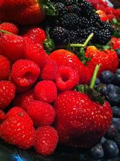 Incredible Berries at IFBC Breakfast