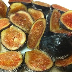Sugar-Coated Figs