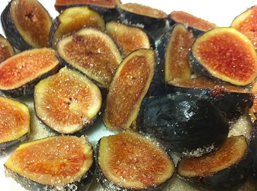 ... figs with honey yogurt caramelized figs yogurt caramelized figs honey