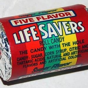Lifesavers Candy