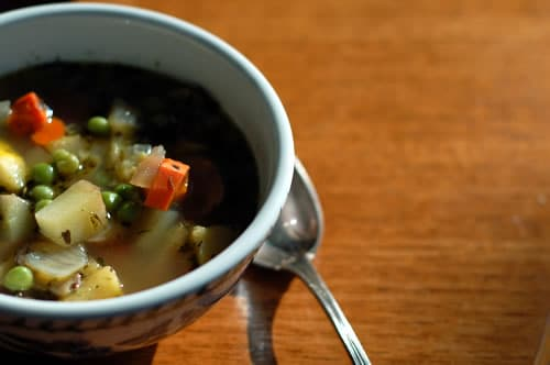 Mollie Katzen's Vegetable Soup