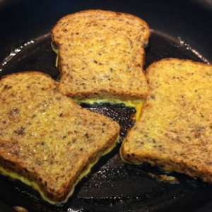 Healthful French Toast