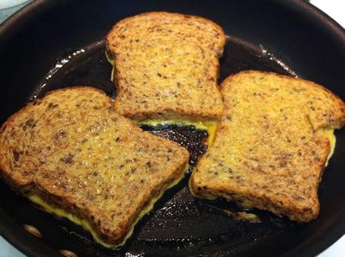 Healthful French Toast
