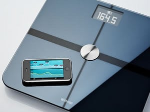 Wi-Fi Bathroom Scale