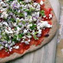 Healthy Homemade Whole Wheat Pizza (Can Change The World)