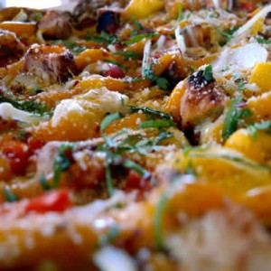 Healthy Options at CPK Pizza, Pasta