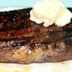 Buttered Steak