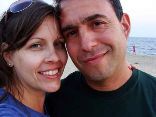 Jennifer and Mikey Perillo