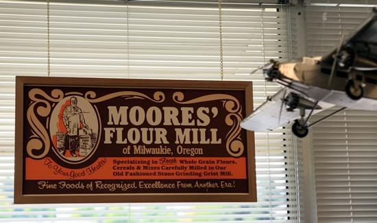 Inside Bob Moore's Office
