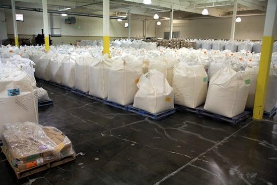 Main Grain Storage Room