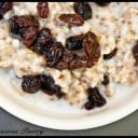 Healthy Baked Apple Oatmeal Recipe