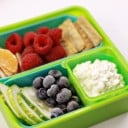 Ten Unprocessed School Lunch Ideas