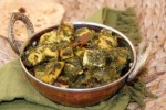Kale Spinach Paneer Recipe