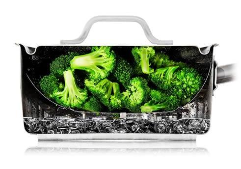 Broccoli Cutaway