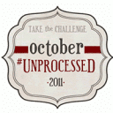 October Unprocessed Logo