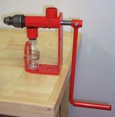 Hand-Crank Oil Press