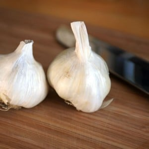 Whole Garlic Heads for Roasting