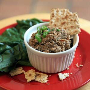 Mock Chopped Liver for The Shiksa's Passover Potluck