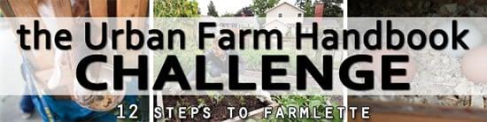 Urban Farm Handbook Challenge