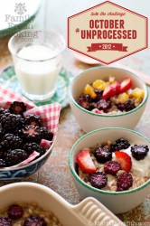 Blackberry Barley Breakfast Bake