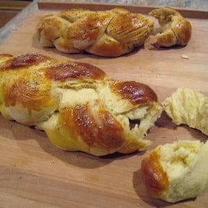 Homemade Whole Grain Challah Recipe