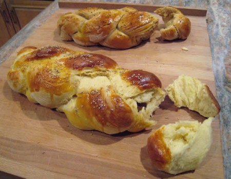 Homemade Whole Grain Challah Recipe
