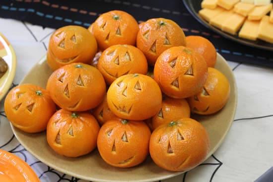 Clementine Jack o' Lanterns