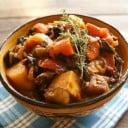 Curried Vegetarian Comfort Stew - via eatingrules.com