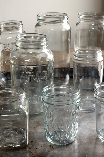 Fifteen Uses For Glass Jars Via Eatingrules Com