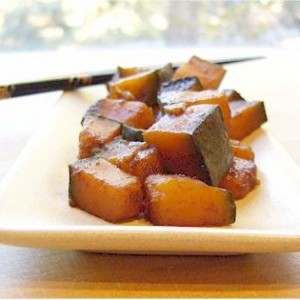 Five Spice Kabocha Squash Recipe, via eatingrules.com