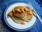 Gluten-Free Buttermilk Buckwheat Pecan Pancakes
