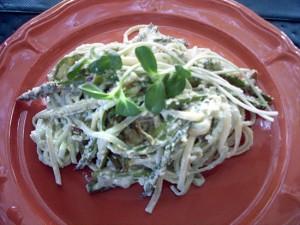 Green Pasta Supreme
