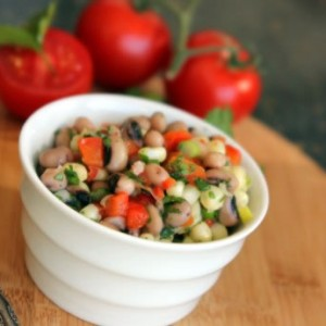 Hoppin' John Salsa