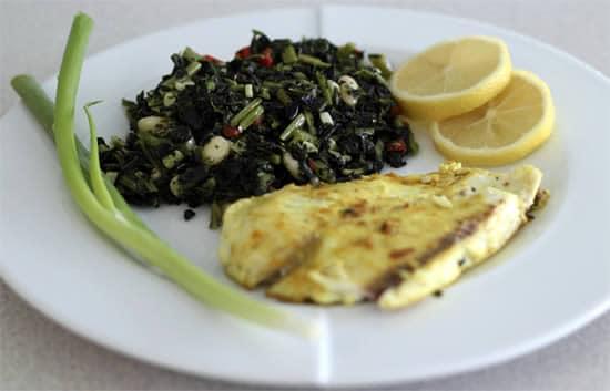 Kale Stir Fry