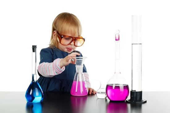 Mad Scientist Kid