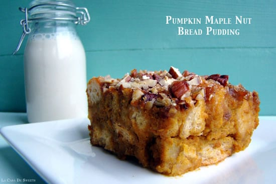 maple pecan bread pudding maple bread pudding with pecan bread pudding ...