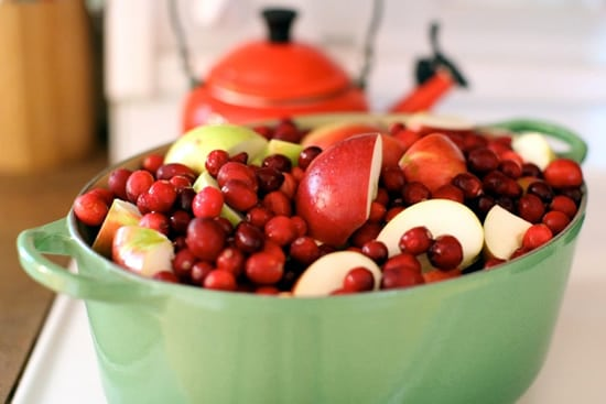 Slow-Cooker Cran-Apple Butter