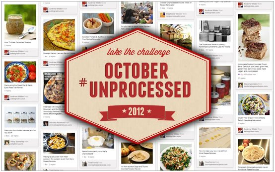 October Unprocessed 2012 on Pinterest
