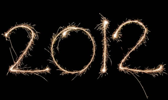 What a year 2012 has been!
