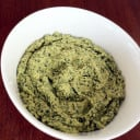 Kale and Garlic Hummus