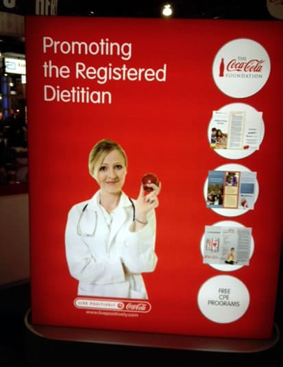Coca-Cola's Influence on Registered Dietitians