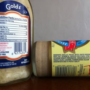 Seeking Simplicity...in Horseradish